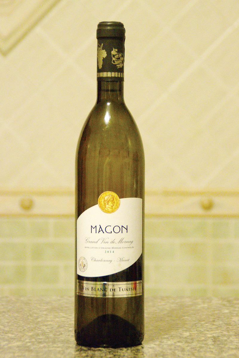 Egy butélia Magon. Tiltott élvezet